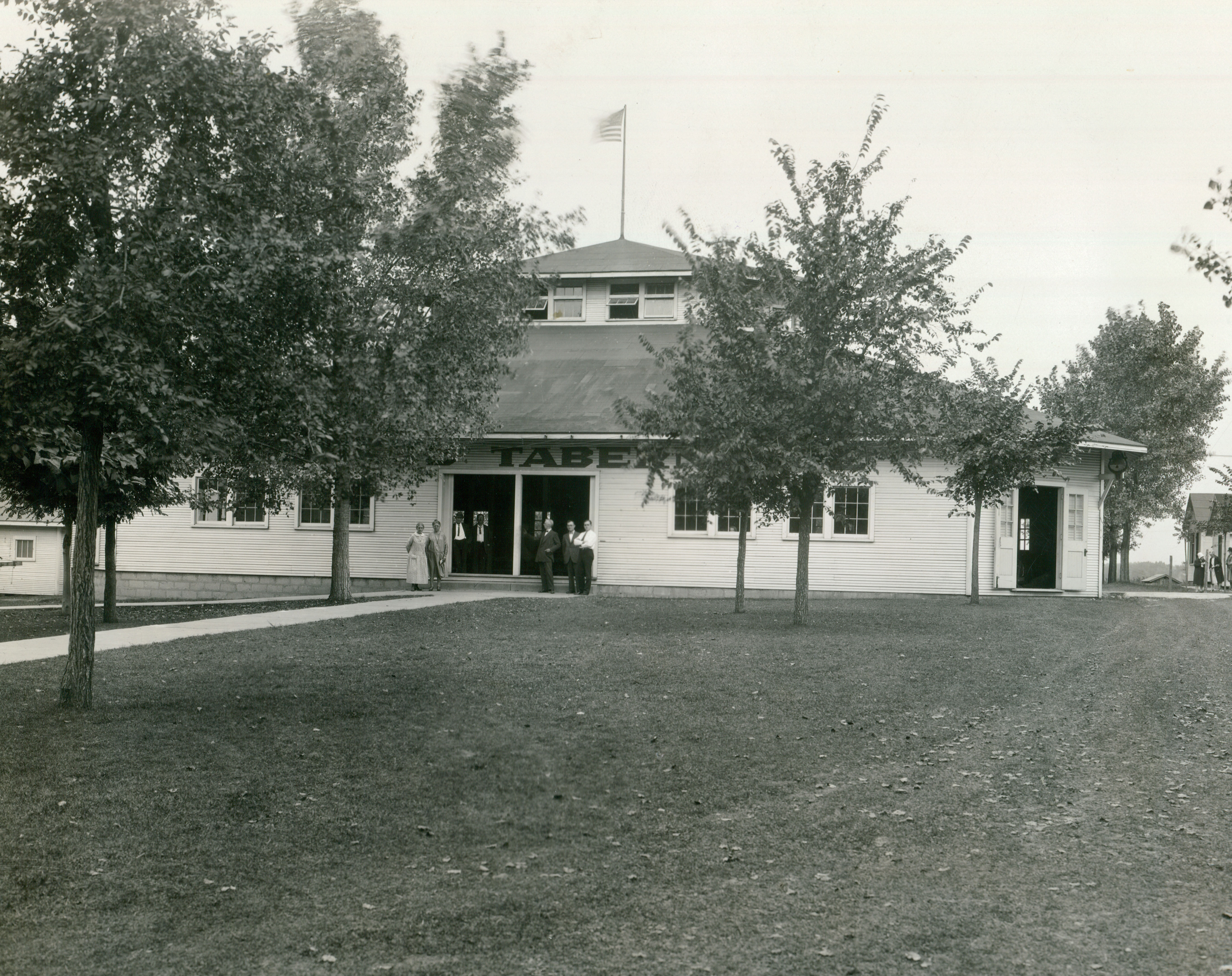 Holiness Tabernacle, 1929.