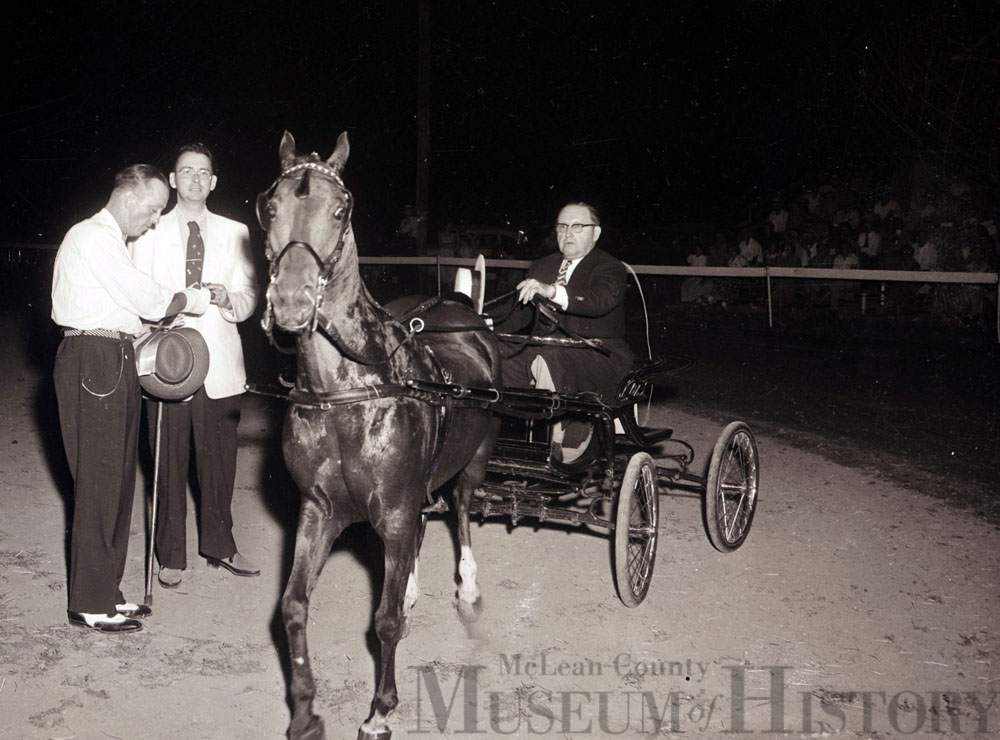 Bloomington Horse Show, 1953.