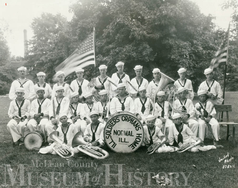 ISSCS band, 1930.