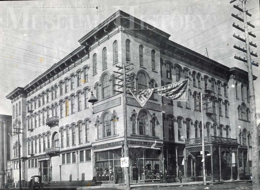 Old Windsor Hotel, undated.