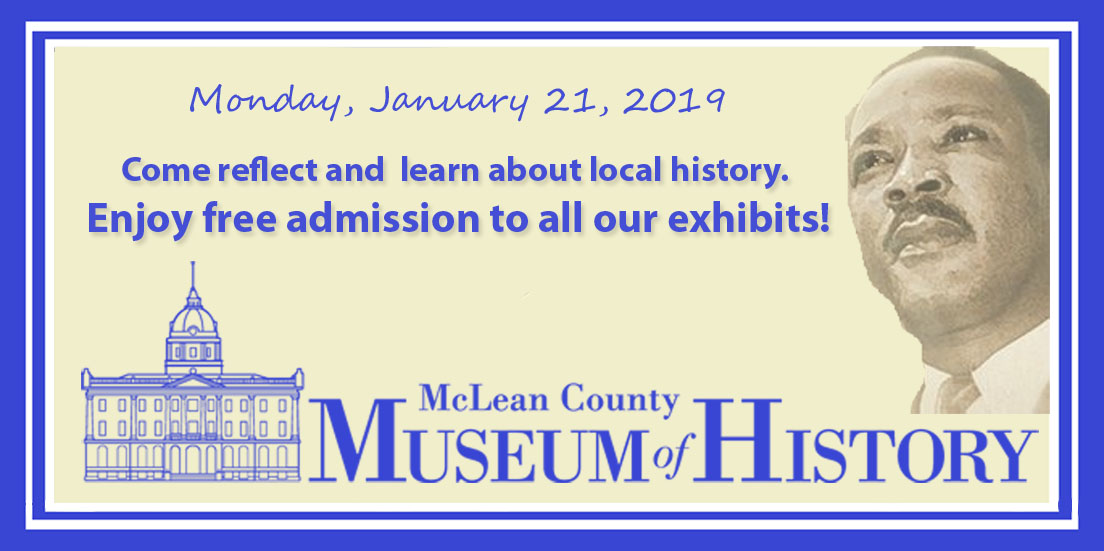 Free Admission Monday, January 21, 2019