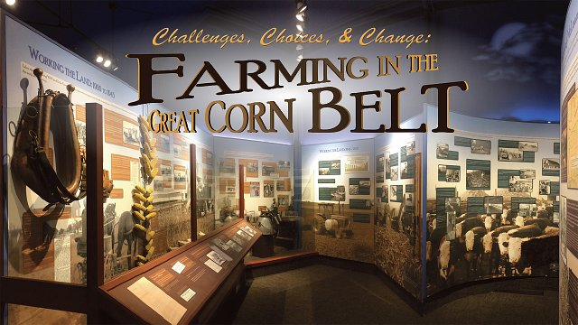 Lunch and Learn: The History of Farming in the Great Corn Belt with Don Meyer