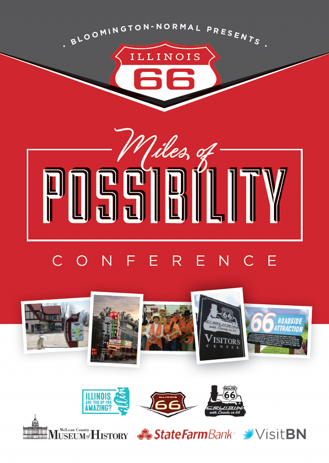 Illinois Route 66 Miles of Possibility Conference